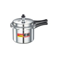 Prestige Pressure Cookers Popular Plus 3 Litre Induction Base