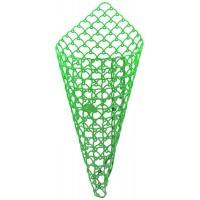 Orchid Plastic Cone Net Planter Set of 5 Cone Pots AG063