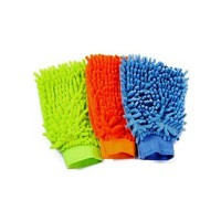 Micro Fiber Washing - Cleaning Gloves 1 Pair