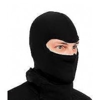 Balaclava Bike Riding Face Mask Black