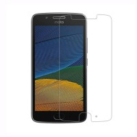 Moto G5 Tempered Glass Screen Protector