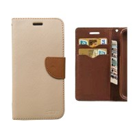 Mi Redmi 4A Flip Cover Case Mercury Fancy Diary Wallet