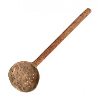 Coconut Wood and Coconut Shell Skimmer TR017