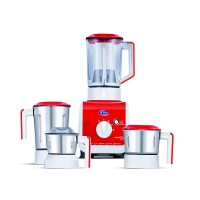 Elgi Ultra Vario+ Mixer Grinder 750W Bright Red