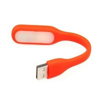 Portable USB LED Flexible Lamp 5V 1.2W 3 Pcs Set